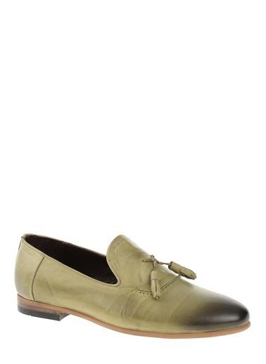 Derigo Loafer Ayakkabı Yeşil